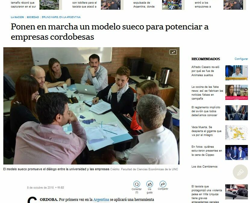 LISTO in the  News