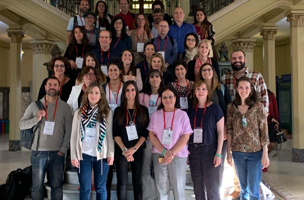 Meeting 6 in São Paulo – Evaluation of International Classroom